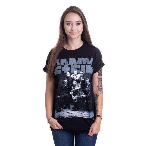 Rammstein - Band Photo - - T-Shirts