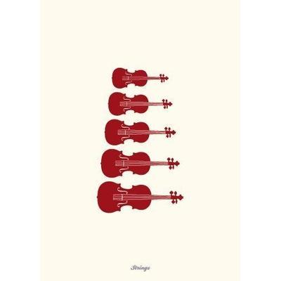 My World String Instruments Gree...