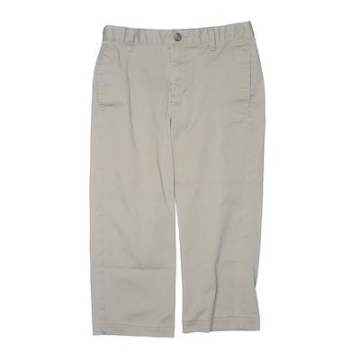 Cat & Jack Khaki Pant: Tan Solid...