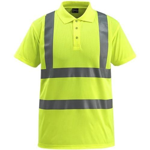 Warnschutz Poloshirt »Bowen Safe Light« Größe L gelb, Mascot
