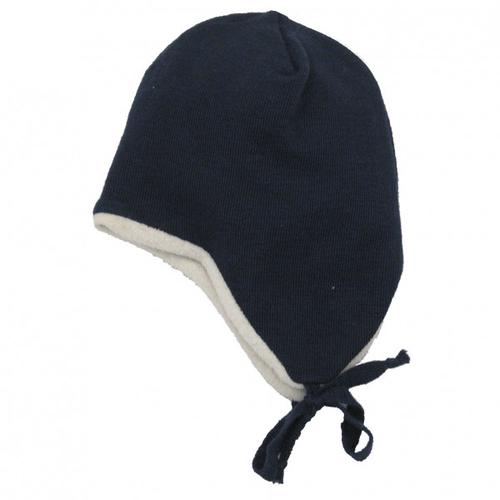 Reiff - Kid's Ohrenmütze Gr 42/44 schwarz