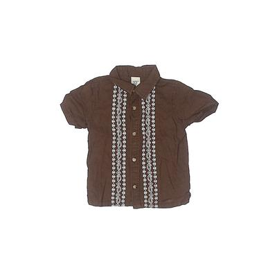 Old Navy Short Sleeve Button Dow...