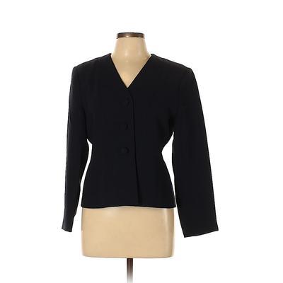 Kasper A.S.L. Blazer Jacket: Blu...