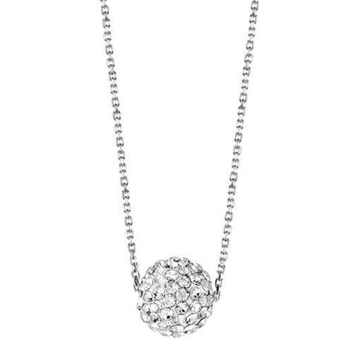 Silber Collier 925 mit Kristallen