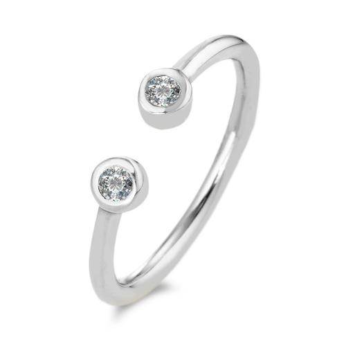 Offener Ring Silber 925