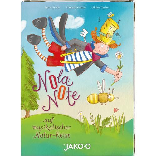 JAKO-O CD Nola Note auf musikalischer Naturreise, bunt