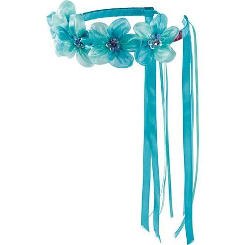 Haarreif Eisprinzessin, blau
