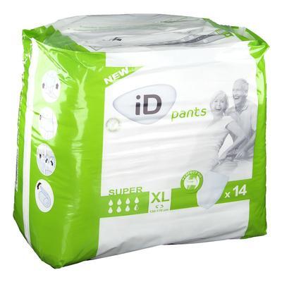iD Pants Super XL pc(s) Semelles...