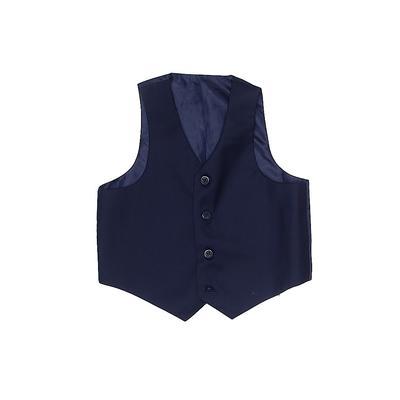 Assorted Brands Tuxedo Vest: Blu...