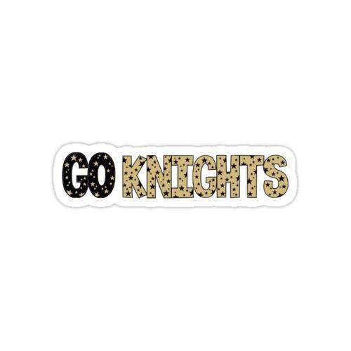 UCF Sticker Sticker