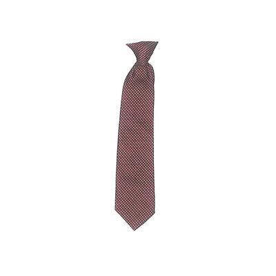 Necktie: Burgundy...