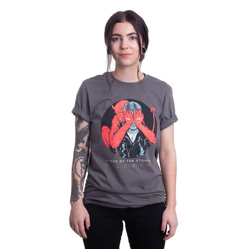 Queens Of The Stone Age - Villains Album - - T-Shirts