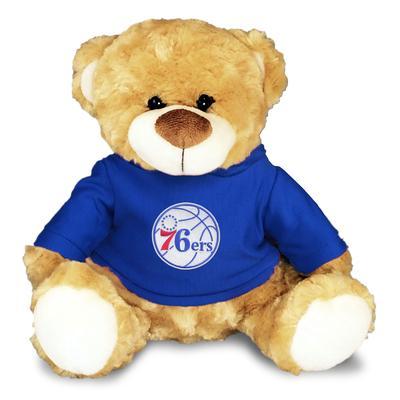 """Royal Philadelphia 76ers Personalized 10'' Plush Bear"""