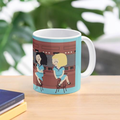 Las chicas del cable - Cable Girls Mug
