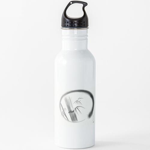 Zen Bambus Wasserflasche