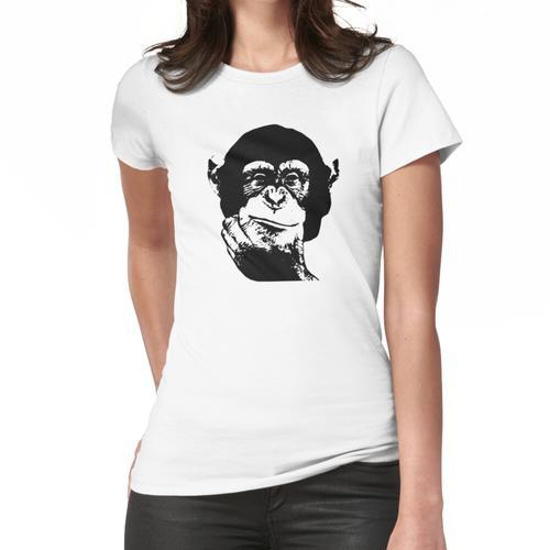 Cleverer Affe Frauen T-Shirt