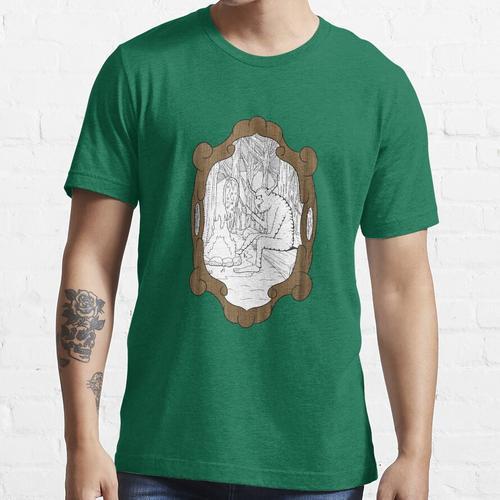 Tiefkühlpizza Essential T-Shirt