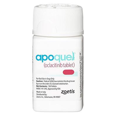 Apoquel For Dogs (16 Mg) 10 Tablets