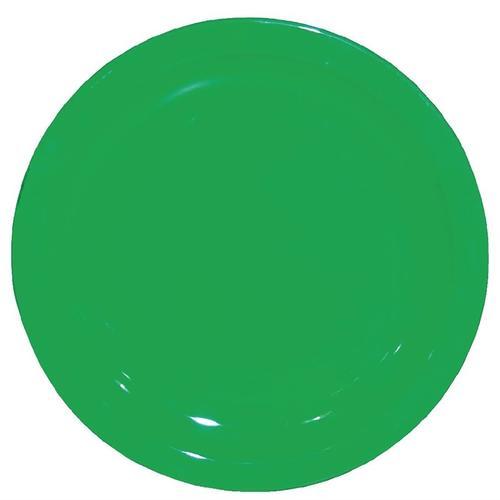 Kristallon Teller grün 17,2cm, Packungsinhalt: 12 Stück