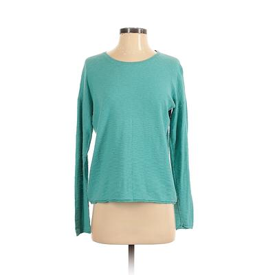 Forever 21 Pullover Sweater: Blu...