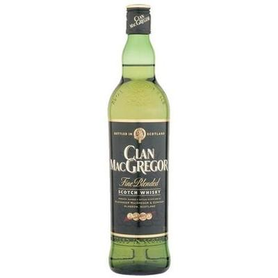 Clan Macgregor Scotch 1.00L