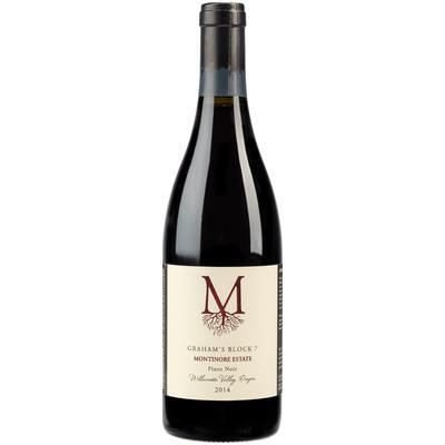 Montinore Estate Pinot Noir Graham's Block 7 2014 750ml