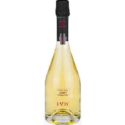 Paul Goerg Champagne Cuvee Lady 2007 750ml