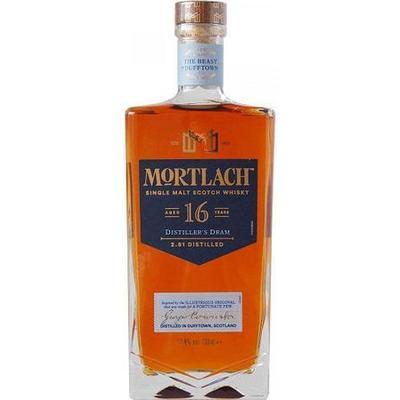 Mortlach Scotch Single Malt 16 Year Distiller's Dram 750ml