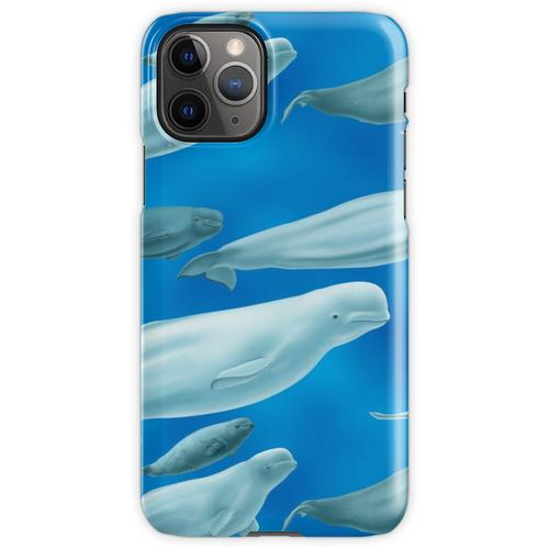 Beluga Beluga Beluga iPhone 11 Pro Handyhülle