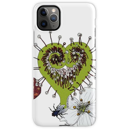 Insektenfressende Pflanzen - Array iPhone 11 Pro Max Handyhülle