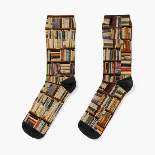 Bookish Socken