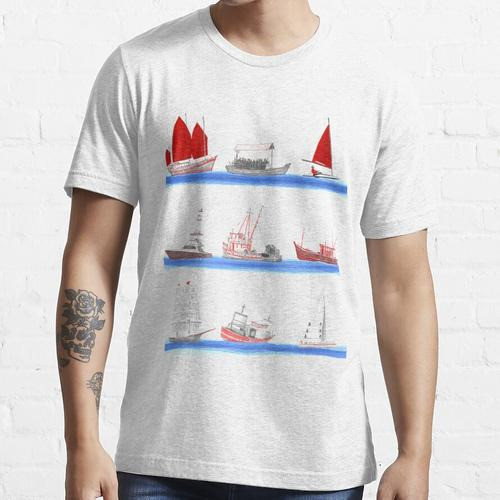 Boote Boote Boote Essential T-Shirt