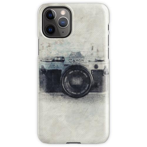 Canon Kunst, Canon Kamera, Canon Dekor, Kamera, Vintage Canon, Kamera Artwo iPhone 11 Pro Handyhülle