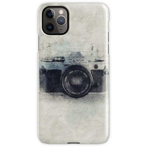 Canon Kunst, Canon Kamera, Canon Dekor, Kamera, Vintage Canon, Kamera A iPhone 11 Pro Max Handyhülle