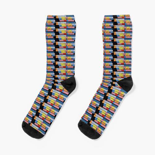 Avid Keyboard Socken