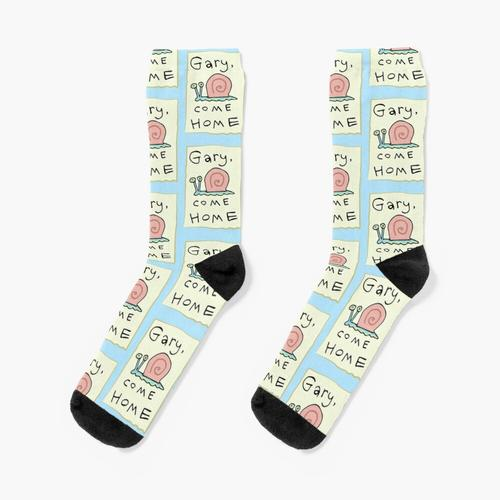 Gary geh nach Hause Socken