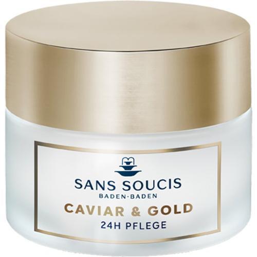 Sans Soucis Caviar & Gold 24h Pflege 50 ml Gesichtscreme