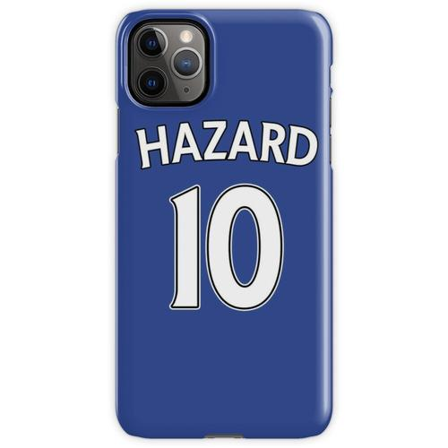 Eden Hazard Chelsea Trikot iPhone 11 Pro Max Handyhülle