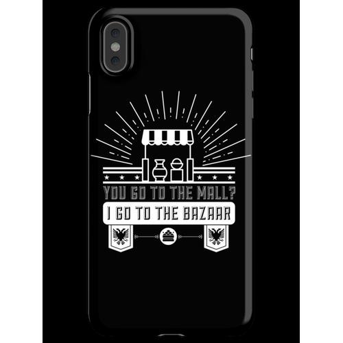 Albania Albania Albania iPhone XS Max Handyhülle