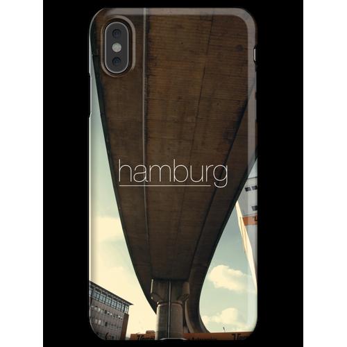Hamburger Eisenbahn iPhone XS Max Handyhülle