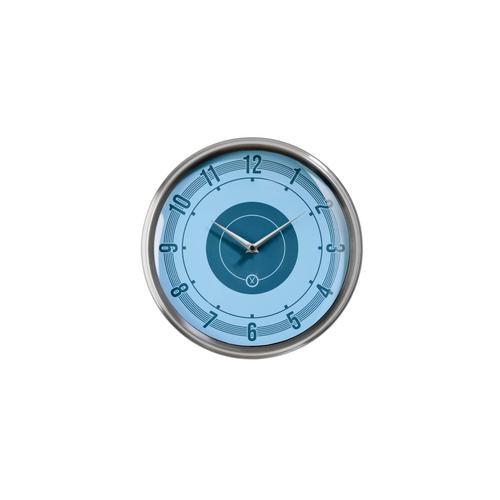 Sompex Clocks Wanduhr Bonneville Wanduhr / Ø 31,5x6,5 cm / Rot