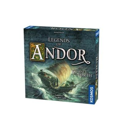 Thames & Kosmos Multi Legends of Andor Journey to the North