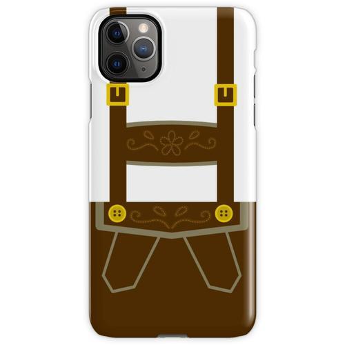 Lederhosen iPhone 11 Pro Max Handyhülle