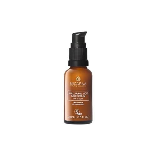 MICARAA Naturkosmetik Pflege Gesichtspflege Natural Face Serum 30 ml