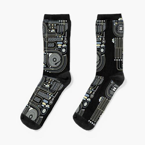 Schaltung 02 Socken