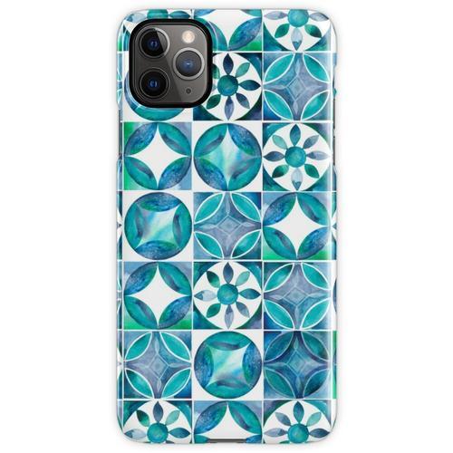Mediterrane Fliesen iPhone 11 Pro Max Handyhülle