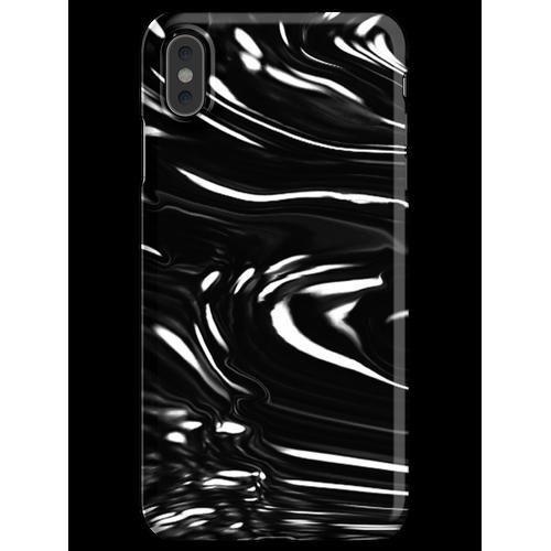 Fluidkontraste iPhone XS Max Handyhülle