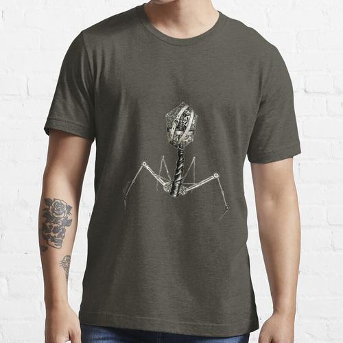 Gebauter Phage Essential T-Shirt