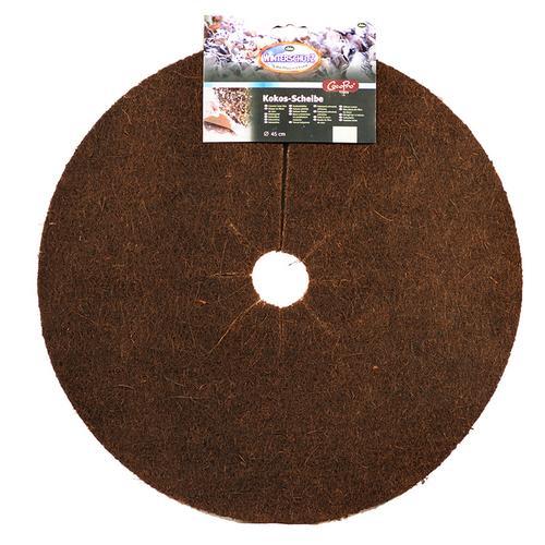 Videx Kokos-Scheibe braun 45 cm
