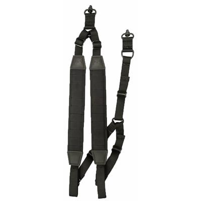 Grovtec Us Molle Backpack Sling - Molle Backpack Sling Black